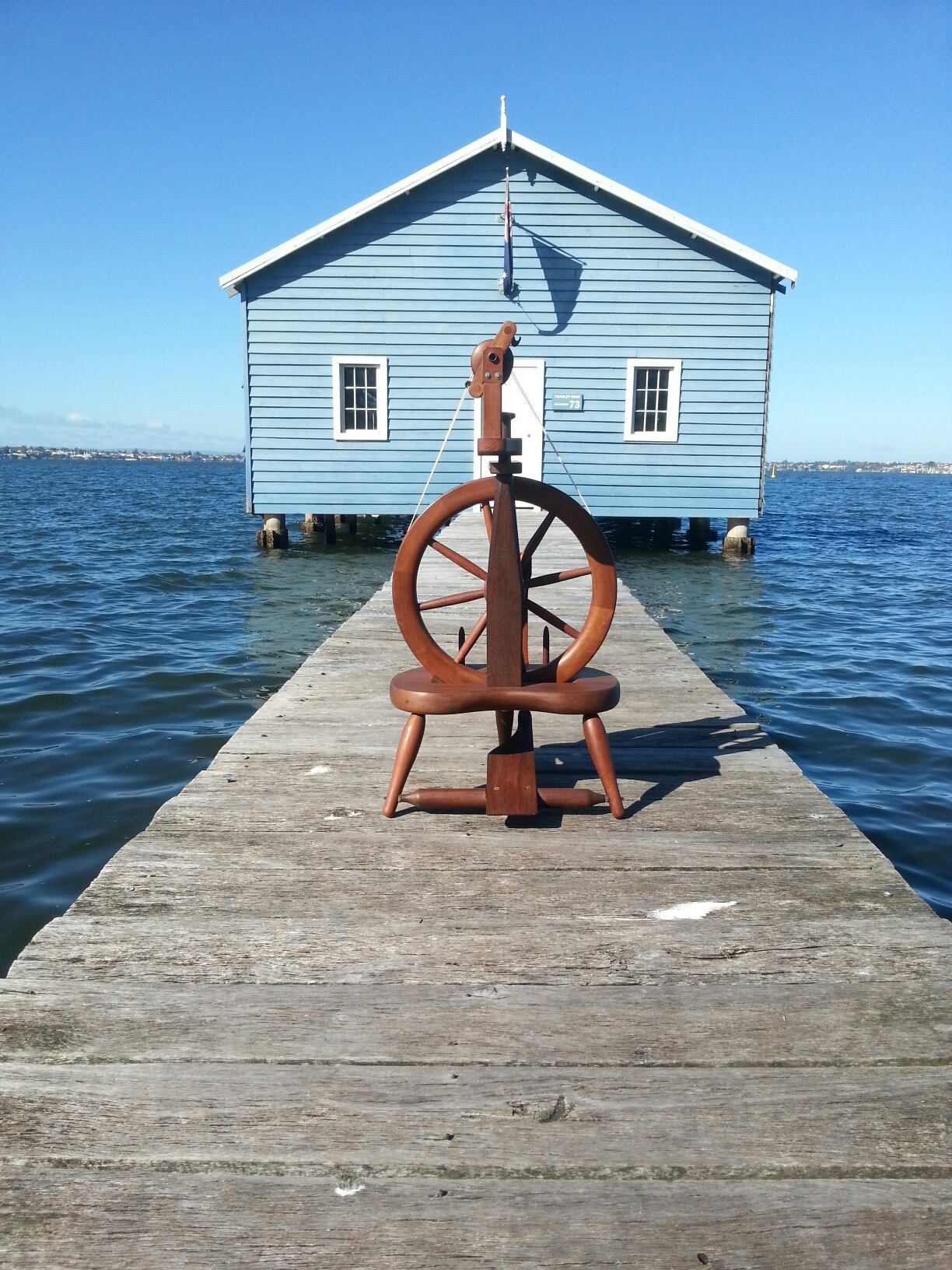 Handweaver's, Spinner's and Dyer's Guild of WA