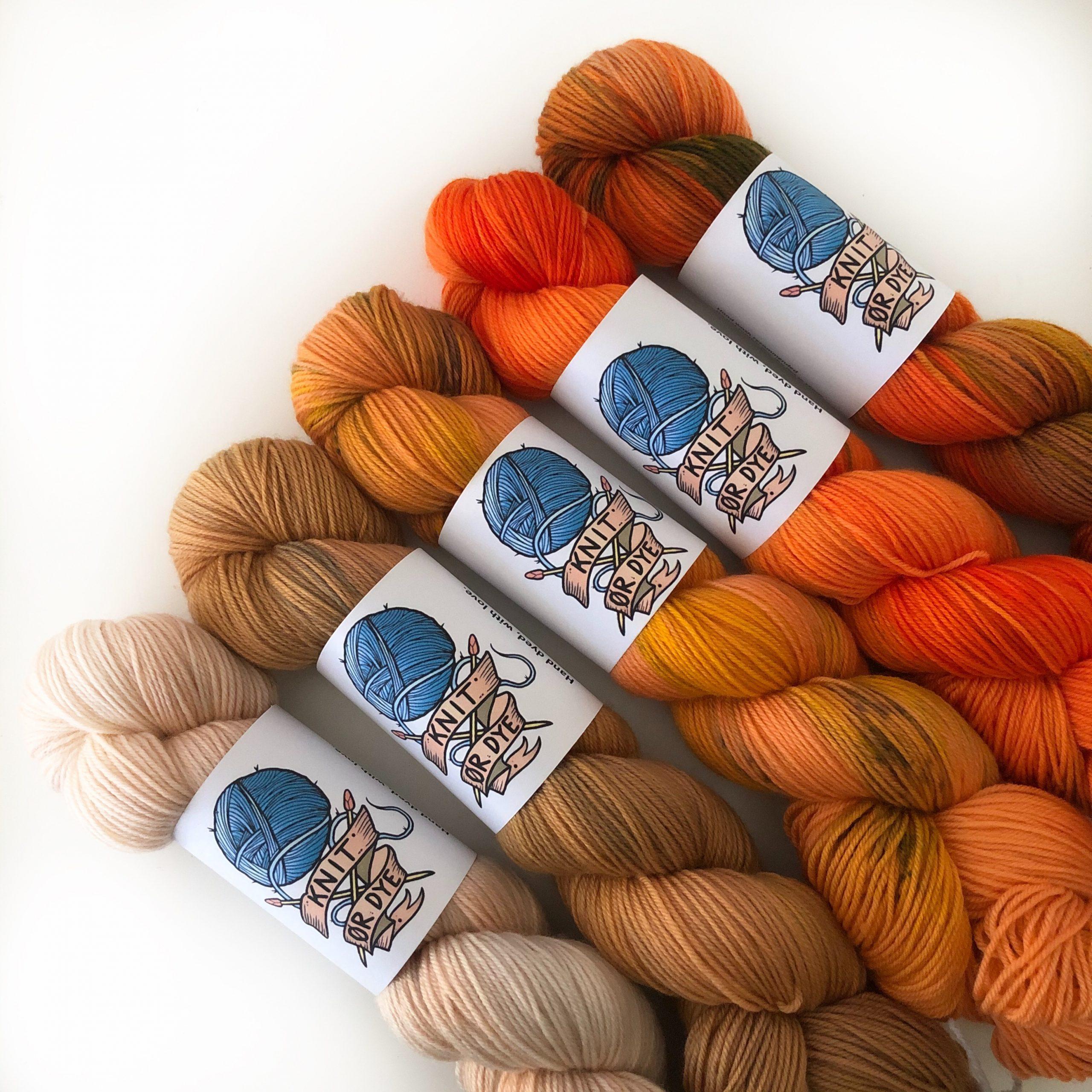 Knit or Dye